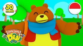 Kunci Pak Beruang | Cerita & Lagu Anak-Anak Indonesia | Didi & Friends Indonesia