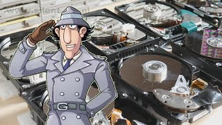 The Floppotron: Inspector Gadget Theme