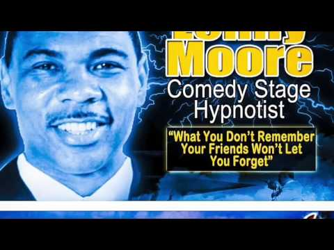 Lenny Moore Master Hypnotist. Most Sought After Hypnotist In The Country