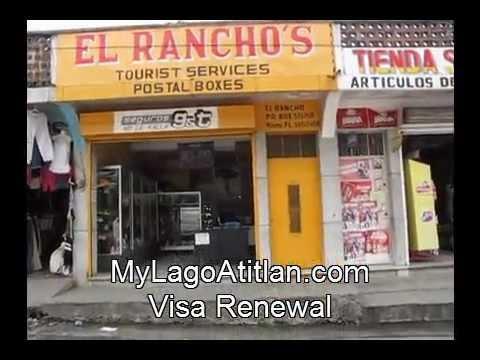 Visa Renewal Guatemala