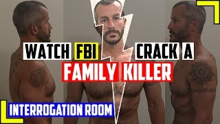 Watch The FBI Crack Chris Watts Into Finally Confessing - Key Interrogation Room Moments