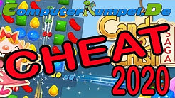Candy Crush Saga HACK Cheat 2020 Alle Verstäker und unendlich Gold Leethax  Windows 10