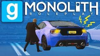 Gmod Monolith RP | Best Car Thief Ever!