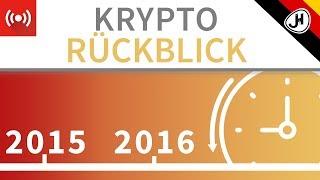 krypto rückblick 20152016 was hat damals den bitcoin preis wieder nach oben gebracht?