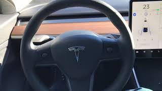 Tesla Model 3 Enhanced Auto Pilot (AP2)