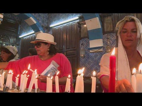 تونس: انطلاق موسم حج اليهود لمعبد الغريبة وسط إجراءات أمنية مشددة