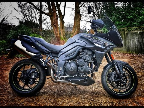 Living with the 2017 Triumph Tiger Sport - Long Term Review