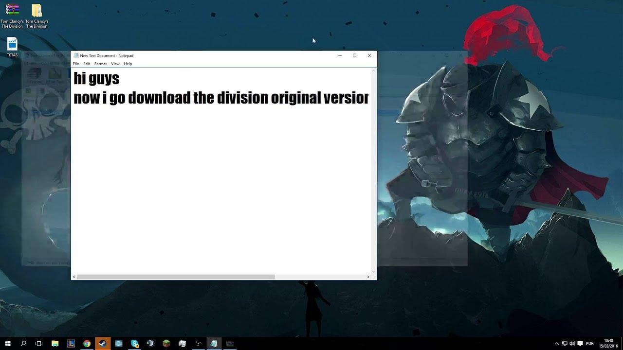 tom clancy the division keygen download