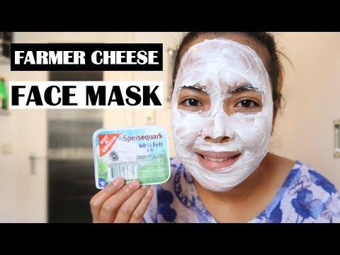 (CLOSED)Farmer Cheese Facial Mask International GIVEAWAY Emmas Veelog
