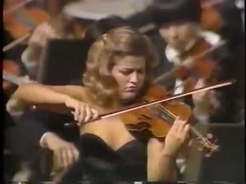 ANNE SOPHIE MUTTER (LIVE), Violin Concerto No.1, Op.26, Max