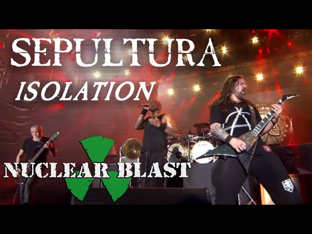 SEPULTURA — Isolation (OFFICIAL MUSIC VIDEO)