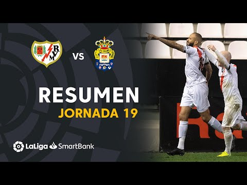 Vallecano Las Palmas Goals And Highlights