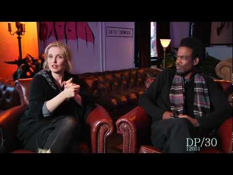 DP/30 @ Sundance: 2 Days In New York, writer/director/actor Julie Delpy, actor Chris Rock