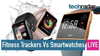 Fitness trackers or Smartwatches? LIVE Q&A thumbnail