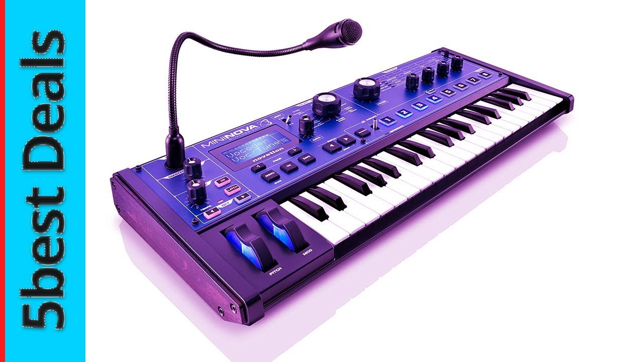 Best Synths 2019 5 Best Synthesizers In 2019   YouTube
