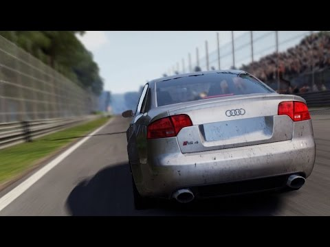 Need For Speed: Shift 2 Unleashed - Audi RS4 - Test Drive Gameplay (HD) [1080p60FPS]