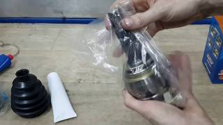 Подбор дешевого ШРУСА(граната) от другой машины