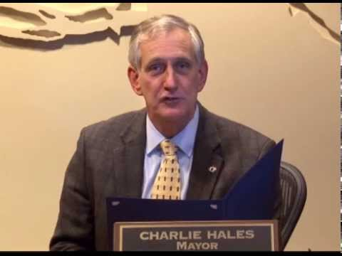 Mayor Charlie Hales - PGMC Day