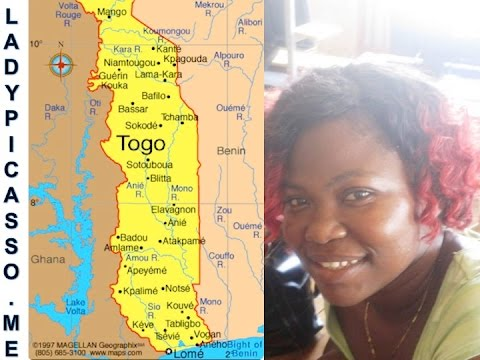People and Places in ToGo West Africa