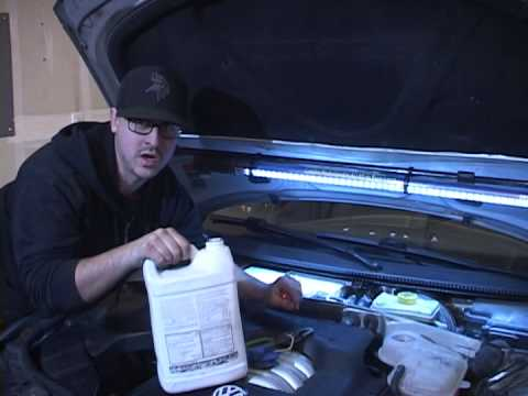 Vw Pat Audi A4 A6 And A8 No Heat Clogged Heater Core Fix Flushing The