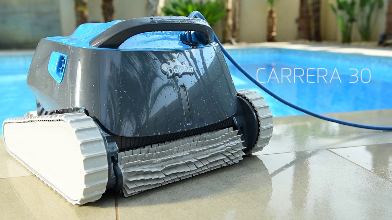 Dolphin supreme m3 cb + swv robotic pool cleaner dolphin robot.