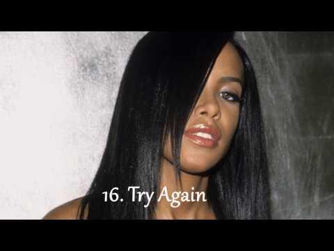 My Top 20 Aaliyah Songs