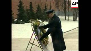 US Joint Chiefs chairman lays wreath at Tomb of Unknown Soldier