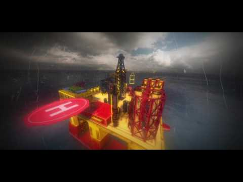 ONGC At Petrotech 2016 - Deep Water VR Experience Video