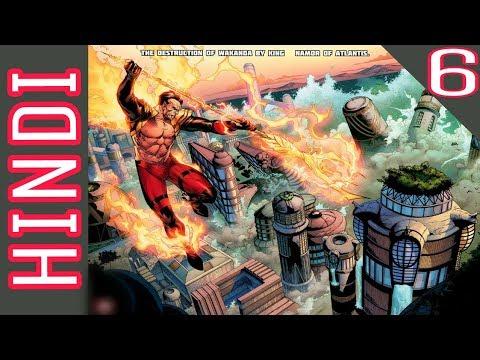 AVENGERS vs X-MEN | Episode 06 | Marvel Comics in Hindi | BlueIceBear