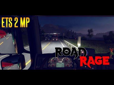 ETS 2 MP - Road Rage [Scandinavia]