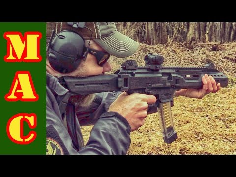 New CZ Scorpion Magazines with Steel Feed Lips - YouTube