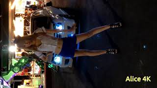 【Alice 4K】Night Auto Show - Racing Queen-6