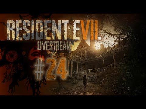 Pelataan Resident Evil 7 - Livestream - Osa 24 [Tuttu Puzzle]