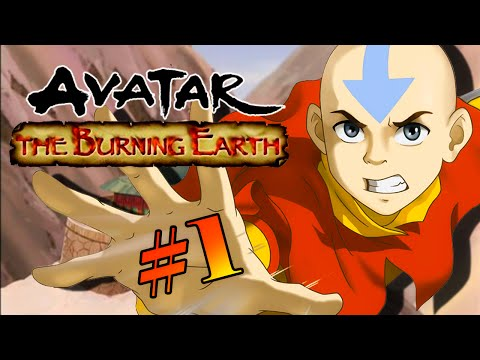 Пентапокс!!! Прохождение Avatar - The Last Airbender: Burning Earth #1 PC