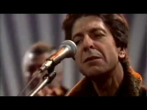 So Long Marianne  - LEONARD COHEN 1979  (Lyrics)