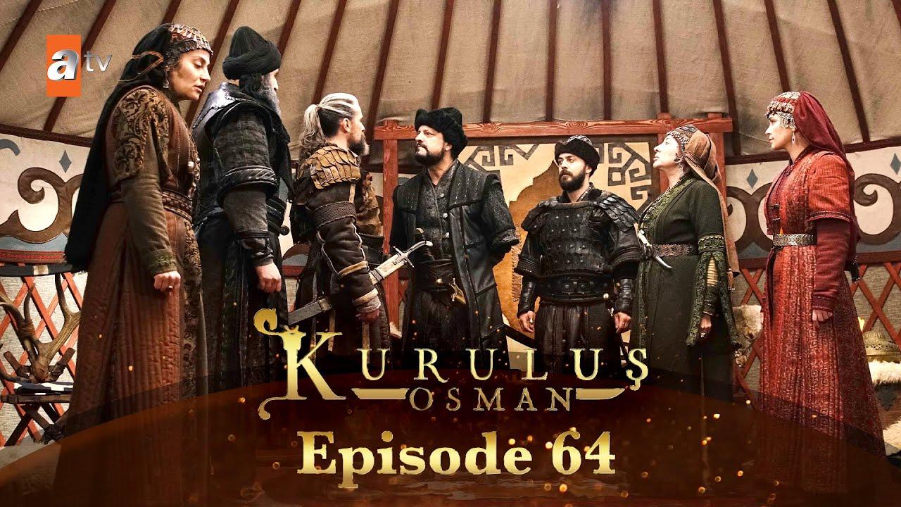 Kurulus Osman Urdu | Season 1 - Episode 64