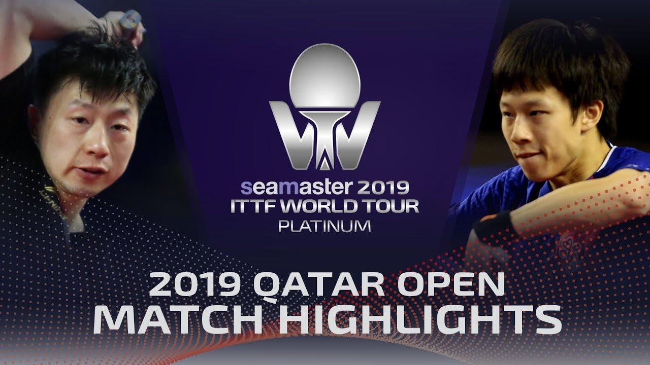 Download Ma Long vs Lin Gaoyuan | 2019 ITTF Qatar Open Highlights (Final)
