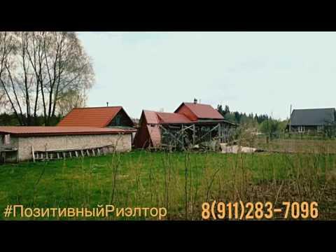 Купить дом в ленинградской области. Деревня Клескуши