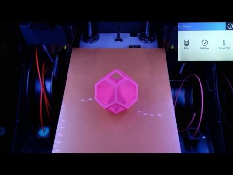 printin.xyz Live Stream - Modular Geometric Succulents Planter in Pink