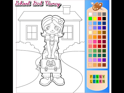 school-girl-coloring-pages-for-kids---school-girl-coloring-pages