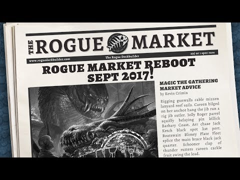 Market Monday and The Rogue Market Reboot | MTG Finance