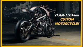 Yamaha XSR900 best customs