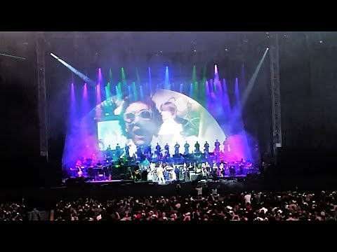 "Hans Zimmer/The Buggles ""Video Killed the Radio Star"" Live 2017 Frankfurt"