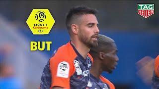But Presnel KIMPEMBE 22' csc / Montpellier Hérault SC - Paris Saint-Germain 3-2  MHSC-PARIS/ 2018-19
