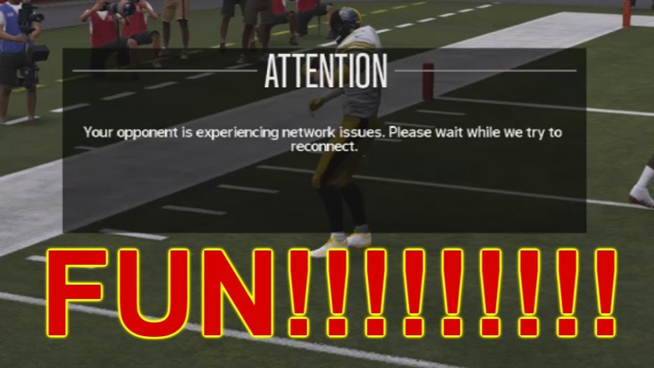 please DON'T watch this im being serious PLEASE DO NOT. Madden 19 CreatorsFM ep. 2