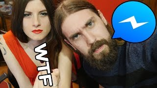 🤣✉️💯 RLY MESSENGER???? СМЕШНИ MESSAGE REQUEST-и 💯✉️🤣
