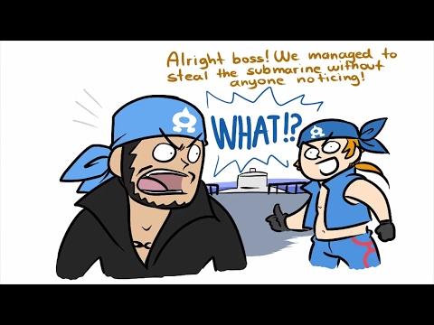 e4f28ceb Pokemon Comic Dub) - Guzma Makes Tapu Cocoa by The Aquatic Charizard