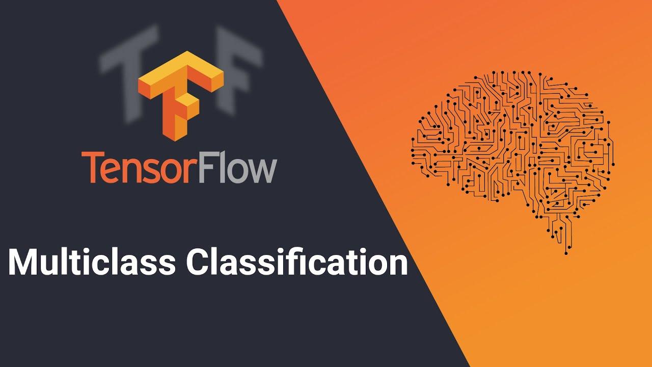 Multiclass Text Classification Tensorflow