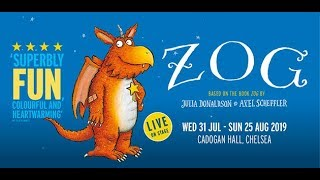 ZOG comes to Cadogan Hall - summer 2019