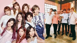 TWICE thank BTS for paving the way in the United States with K-Pop